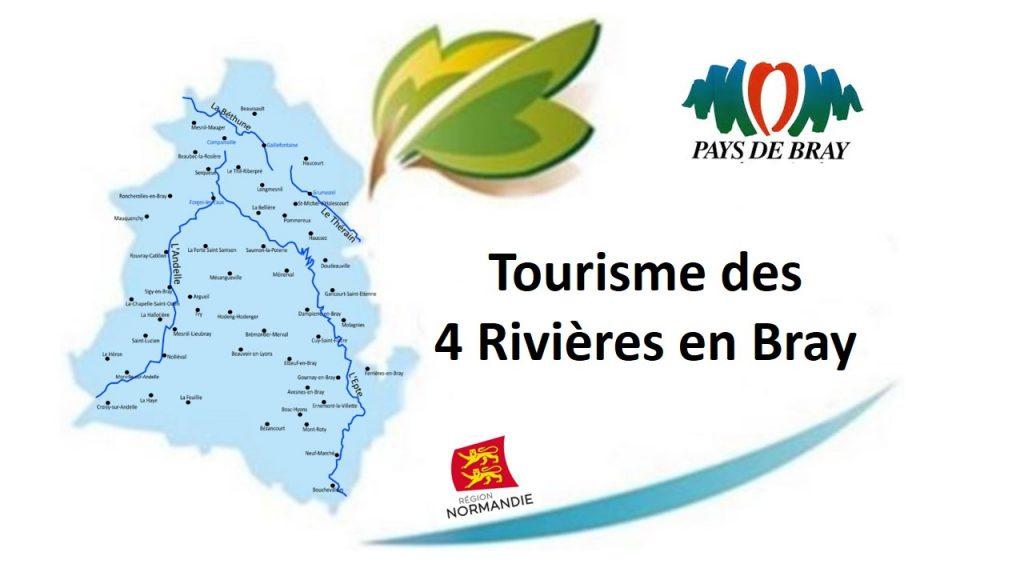Logo office du tourisme des 4 rivières